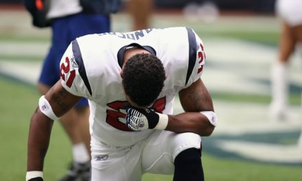 NFL puts greed ahead of freedom of expression, again