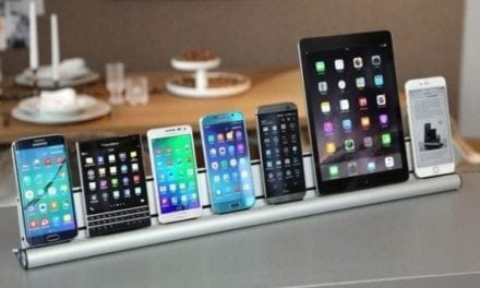 Universal docking station udoq puts all your devices in their place
