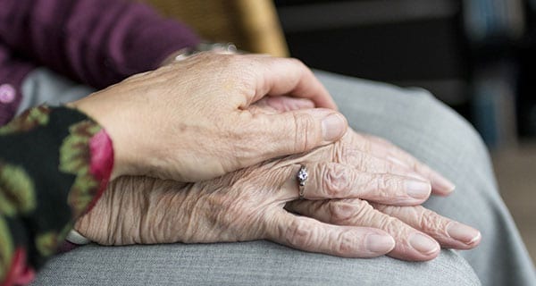 We can help seniors struggling with depression