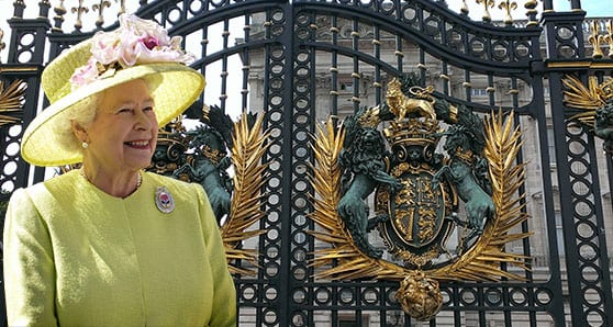 God save the Queen – so she can save our country