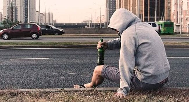 Booze can trip up psychiatric diagnosis