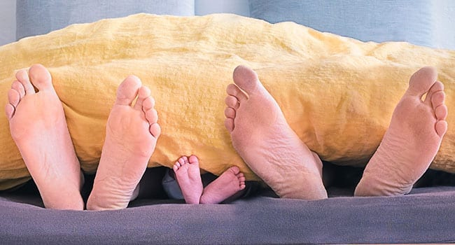 Why feet don't lie in communications