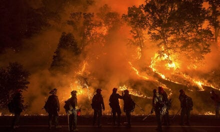Don't blame wildfires on climate change