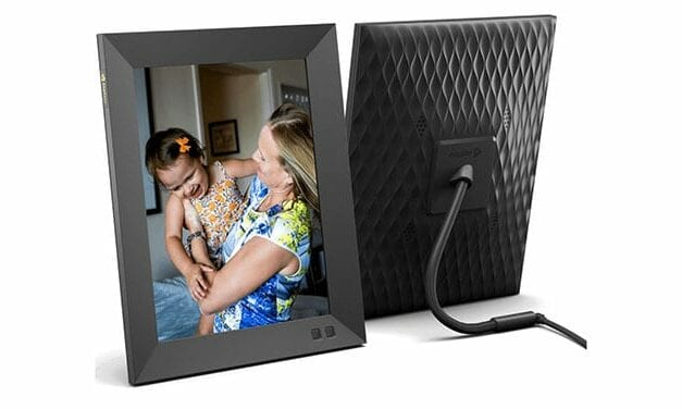 Smart photo frames make for great Father's Day, grad gift choices