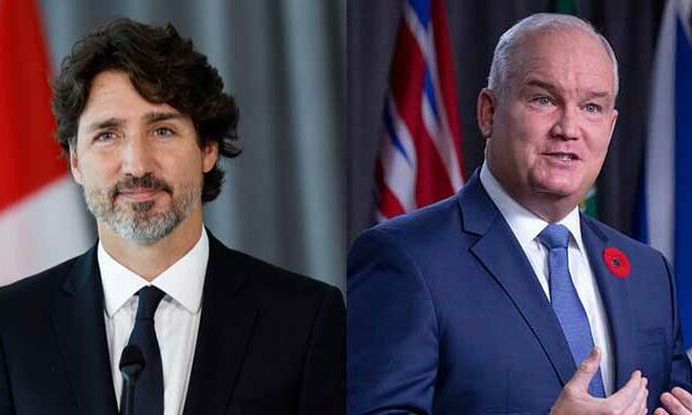 Welcome to the federal election few Canadians wanted