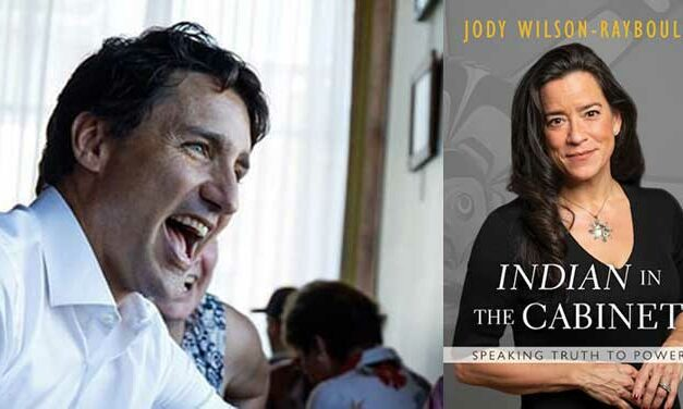 Wilson-Raybould book could be an election game-changer