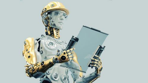 Future work: intelligence everywhere but few humans on the job