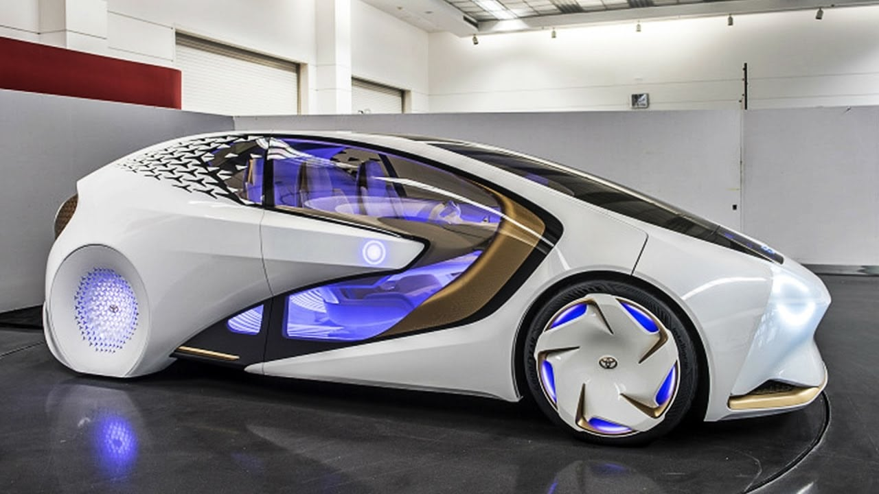 Exploring the world of the cars of the future