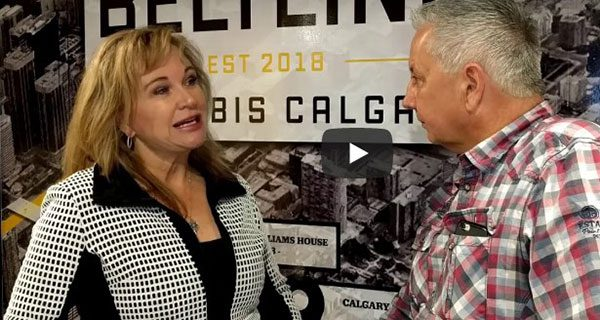 Calgary's Business talks with commercial realtor Karen Barry