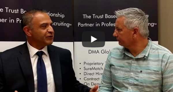 Bruno Lindia from DMA Global talks to Calgary's Business