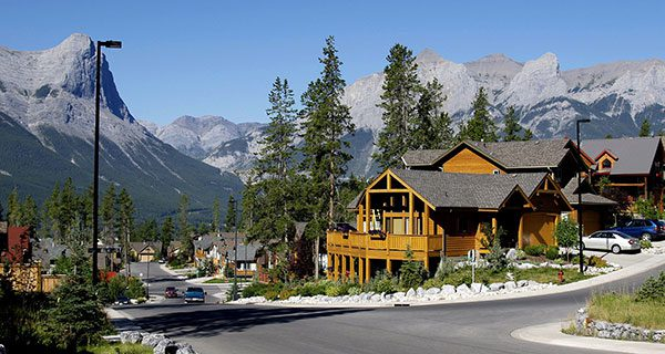 Canmore housing prices drop year over year