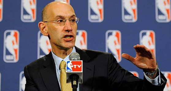 Silver lining: NBA boss shows how to handle China