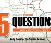 Kelly Doody of The Social School talks to Calgary's Business