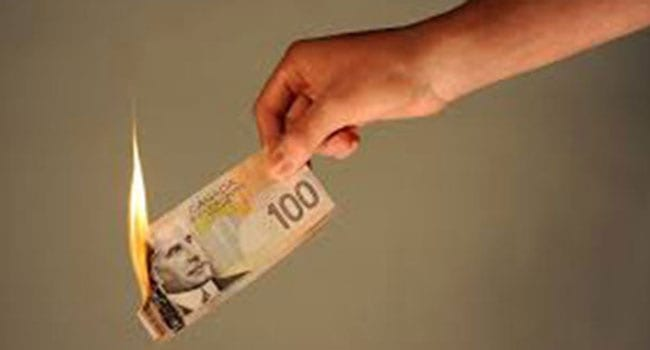 Insolvencies on the rise in Alberta