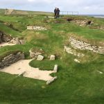 Skara Brae cluster of Neolithic homes, all circa 5000 BP