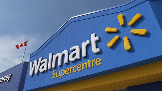 Walmart Canada spending $175 million to renovate 23 stores