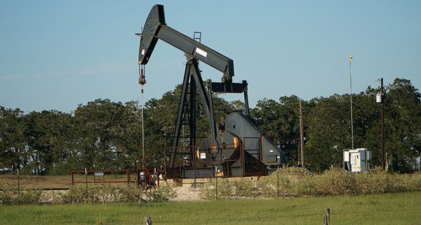 Crude oil and equivalent products production up 9.6%