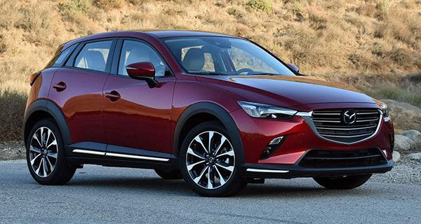 Mazda CX-3 is a sport cute built for urban driving