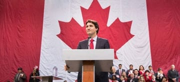 No Eastern promises for Justin Trudeau