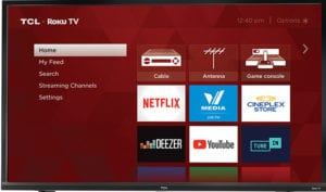 roku smart led tv