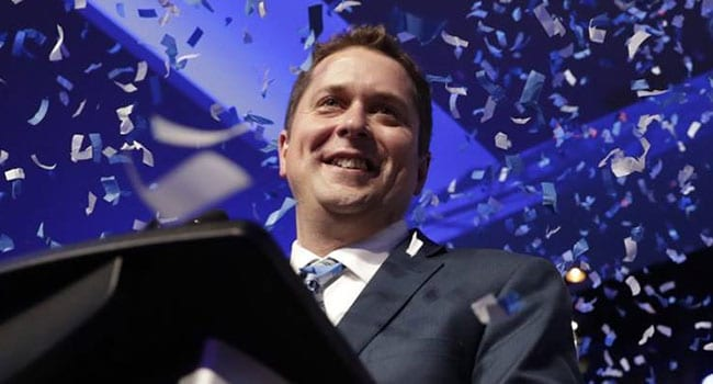 Why Andrew Scheer should remain Tory leader