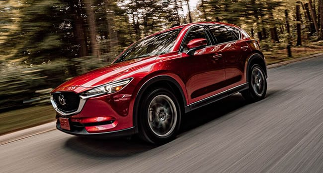 Mazda gets the most out of CX-5 Diesel