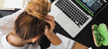 Success strategies for working through chronic stress