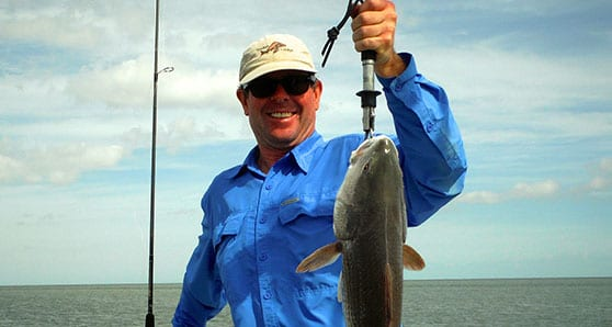 Padre Island: peace, tranquility and fabulous fishing