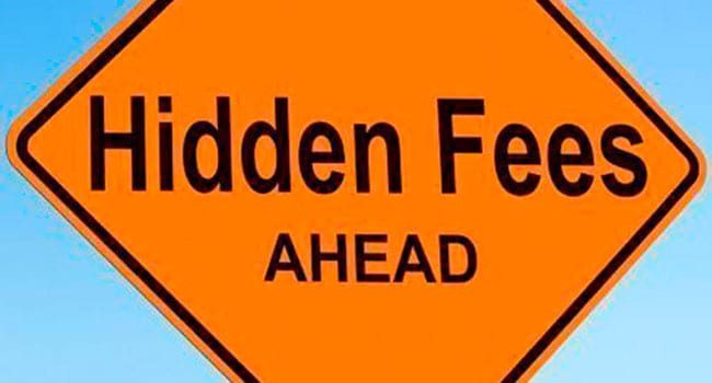 Hidden or visible, you're paying investment fees