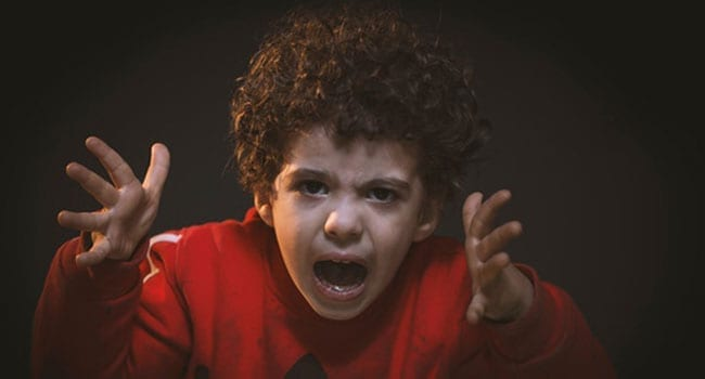 Reading the signs your child might be stressed out