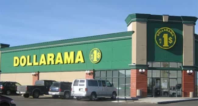 dollarama retail grocery