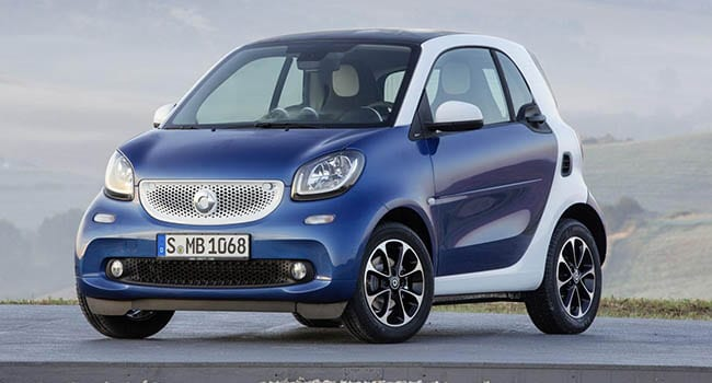 A cheap, Smart runabout with few equals