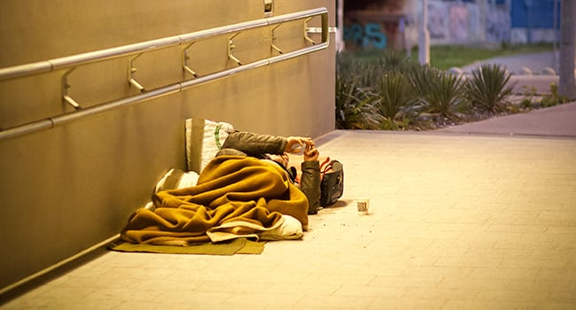 poverty homeless