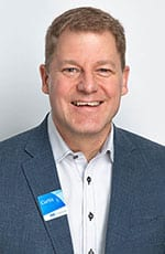 Curtis Stange, president and CEO of ATB Financial