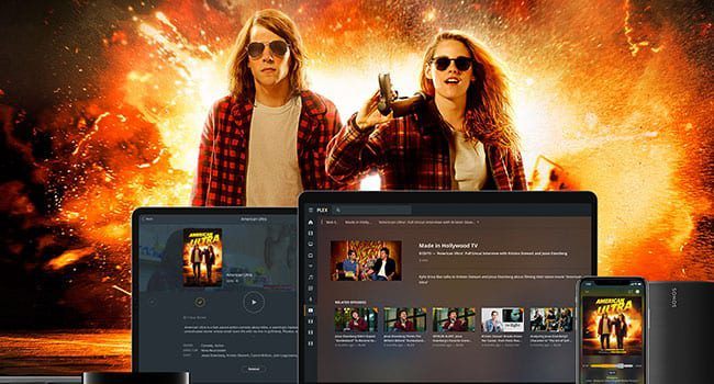 Watch on-demand movies and TV shows for free