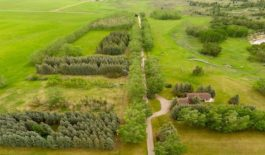 Luxury home development planned for Springbank