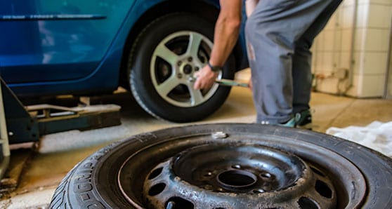 Winter tires can make the difference between arriving safely and not getting there at all