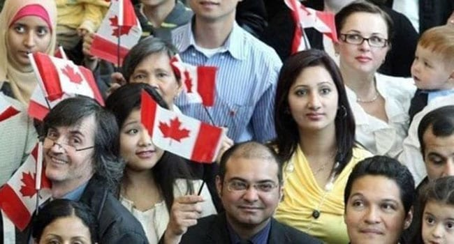 Canadian citizenship and multiculturalism