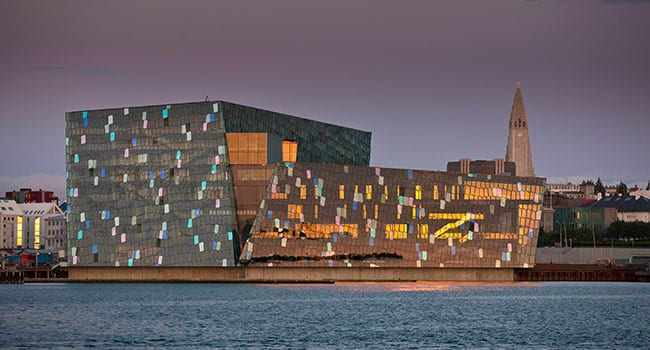 Harpa Reykjavik Concert Hall and Conference Centre