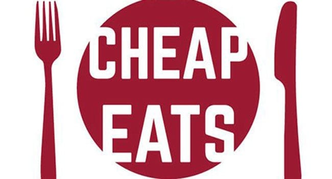 Eating for cheap while on vacation