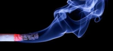 Smoking alleviates psychiatric symptoms