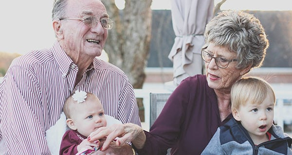More community care means less time in nursing homes