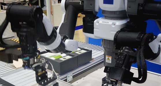 Put robots to work so humans can be more productive