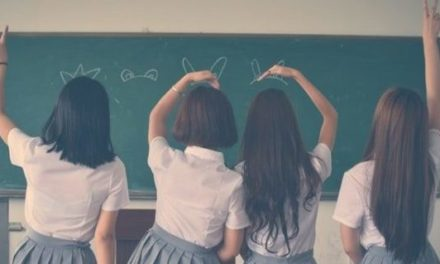 There's no substitute for love, even in the classroom