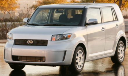 It's hip to be square: The 2011 Scion xB