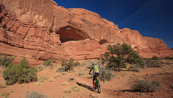 The mountain biking masses have Utah on their radar