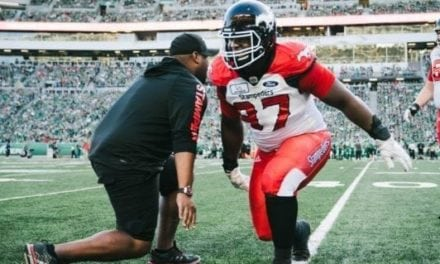 Is the CFL kicking off a new sports era with live on-field audio?
