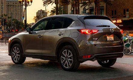 Driver-friendly Mazda CX-5 is easy to get along with