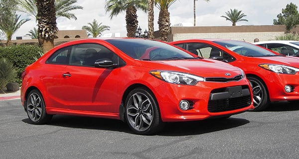 Buying used: the 2010 Kia Forte Koup