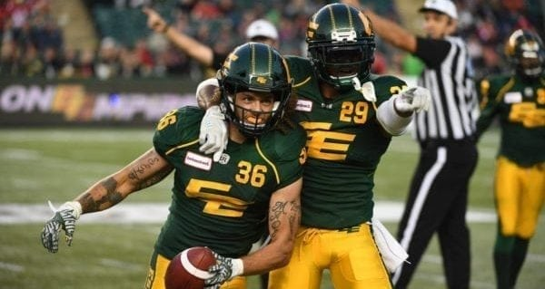 Edmonton Eskimos are being forced to play the name game